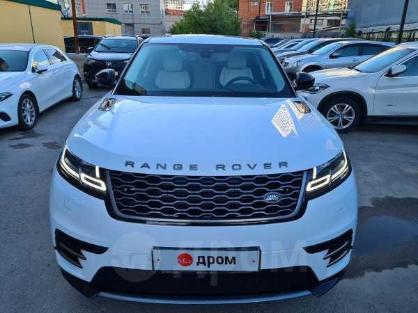 Land Rover Range Rover Velar, 2017 год, 4 100 000 руб.