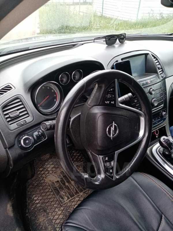 Opel Insignia, 2011 год, 620 000 руб.