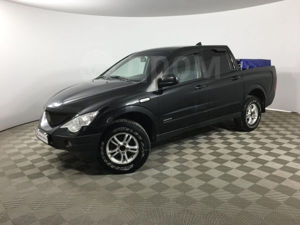 SsangYong Actyon Sports, 2010 год, 390 000 руб.