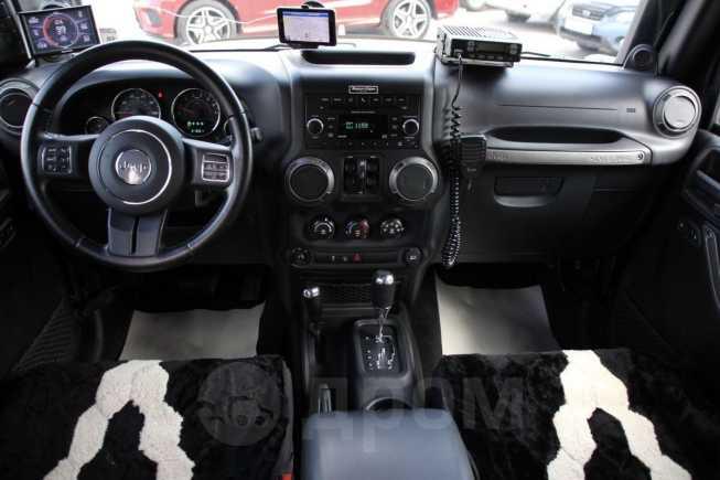 Jeep Wrangler, 2012 год, 3 455 000 руб.