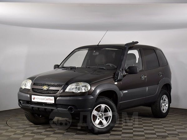 Chevrolet Niva, 2009 год, 249 000 руб.