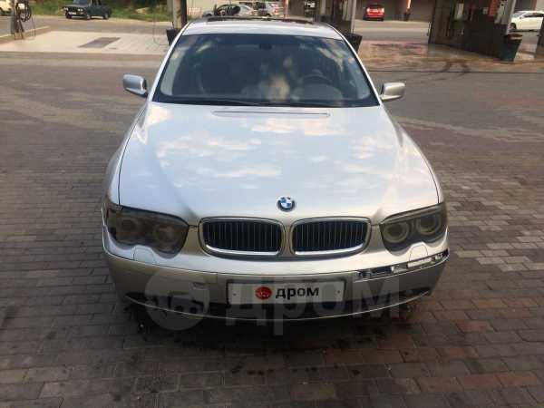 BMW 7-Series, 2004 год, 375 000 руб.