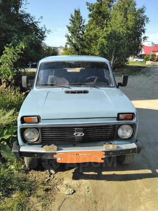 Лада 4x4 2121 Нива, 1991 год, 67 000 руб.