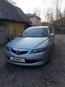 Нижний Новгород Mazda6 2006