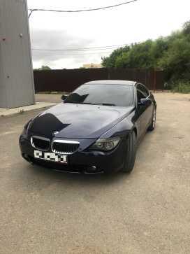 Уссурийск BMW 6-Series 2007