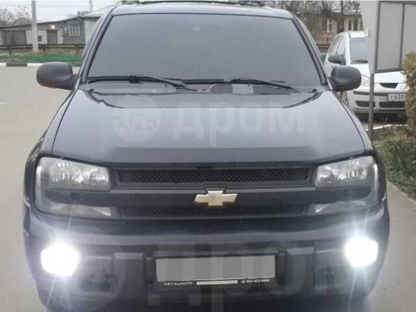 Chevrolet TrailBlazer, 2003 год, 550 000 руб.