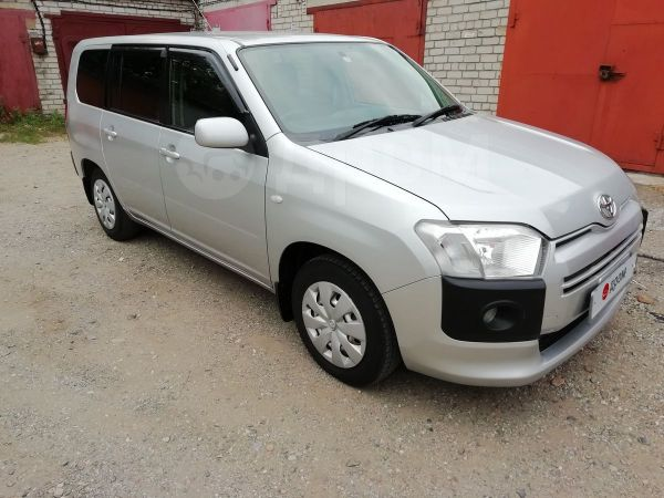 Toyota Succeed, 2015 год, 545 000 руб.