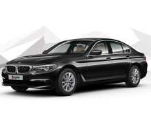 Сочи BMW 5-Series 2020