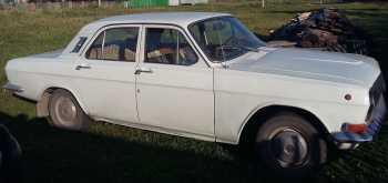 Сокур 24 Волга 1984