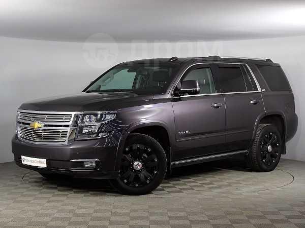 Chevrolet Tahoe, 2015 год, 2 520 000 руб.