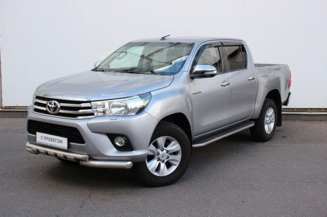 Toyota Hilux Pick Up, 2016 год, 1 765 000 руб.