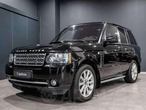 Land Rover Range Rover, 2010 год, 940 000 руб.