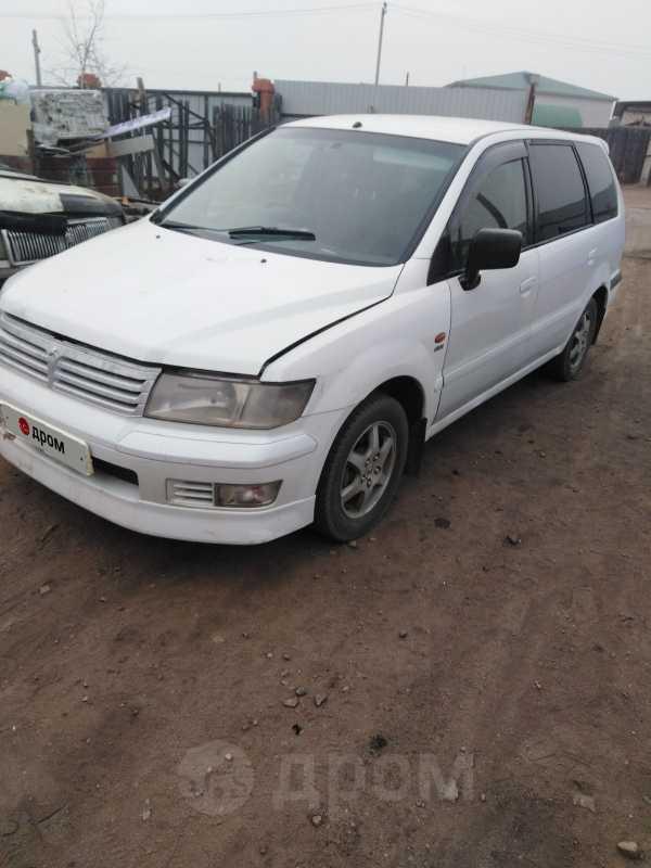 Mitsubishi Chariot Grandis, 1998 год, 180 000 руб.