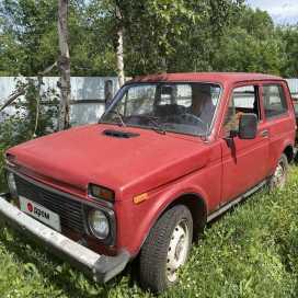 Елизово 4x4 2121 Нива 1990