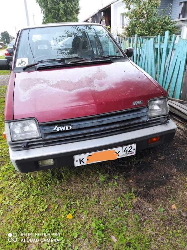 Mitsubishi Chariot, 1989 год, 45 000 руб.