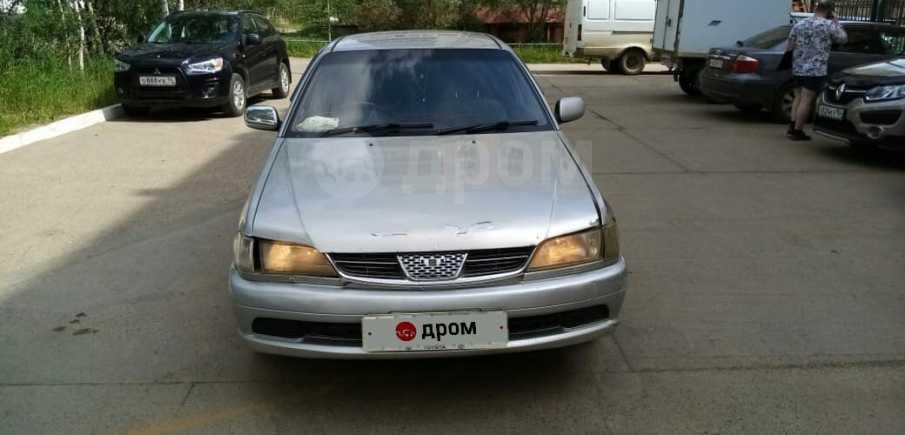 Toyota Carina, 2001 год, 130 000 руб.