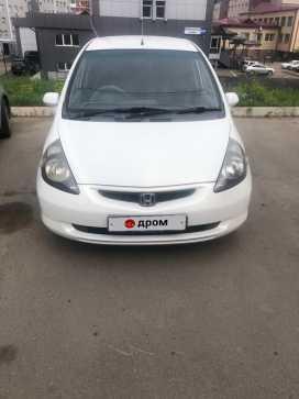 Иркутск Honda Fit 2001