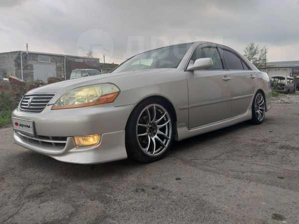 Toyota Mark II, 2003 год, 485 000 руб.