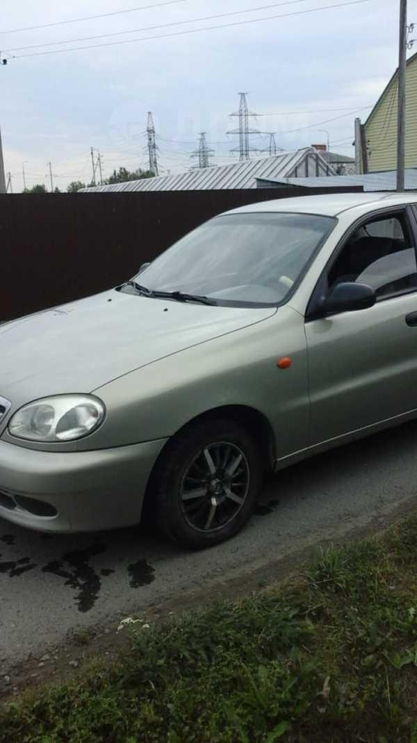 Chevrolet Lanos, 2009 год, 55 000 руб.