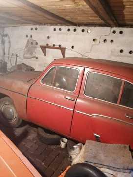 Черемхово 407 1963