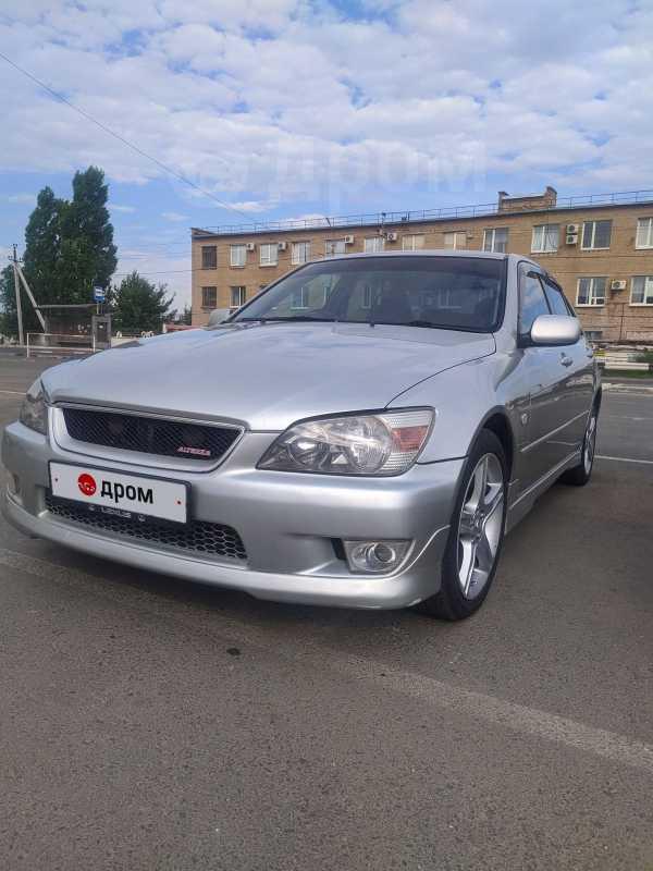Toyota Altezza, 1998 год, 370 000 руб.