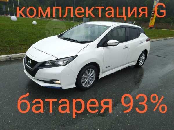 Nissan Leaf, 2018 год, 1 250 000 руб.