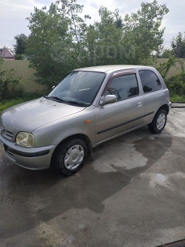 Nissan March, 1999 год, 125 000 руб.