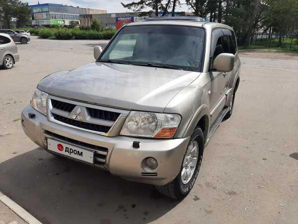 Mitsubishi Pajero, 2002 год, 580 000 руб.