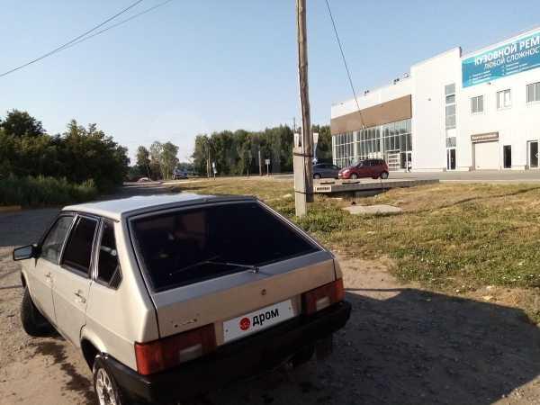 Лада 2109, 1988 год, 19 000 руб.