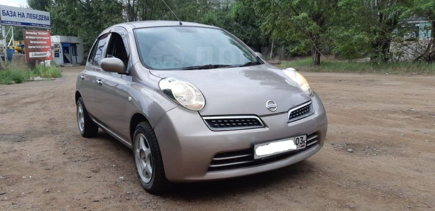 Nissan March, 2008 год, 315 000 руб.