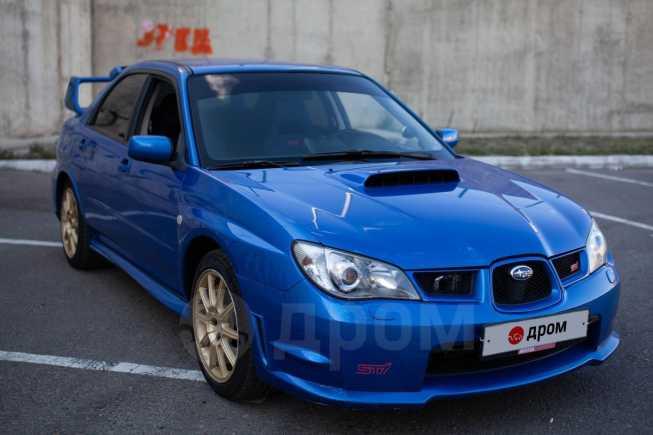 Subaru Impreza WRX STI, 2006 год, 830 000 руб.