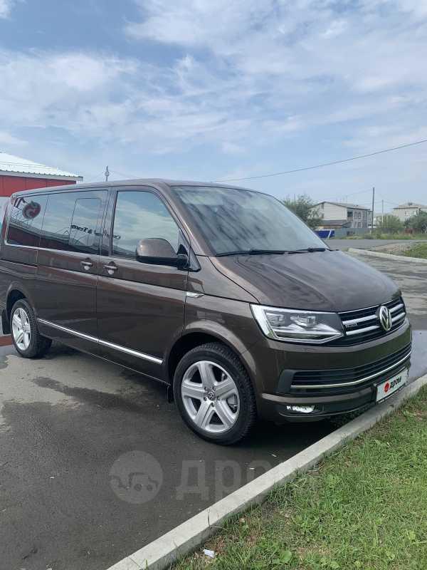 Volkswagen Multivan, 2017 год, 3 950 000 руб.
