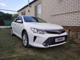 Краснодар Toyota Camry 2015
