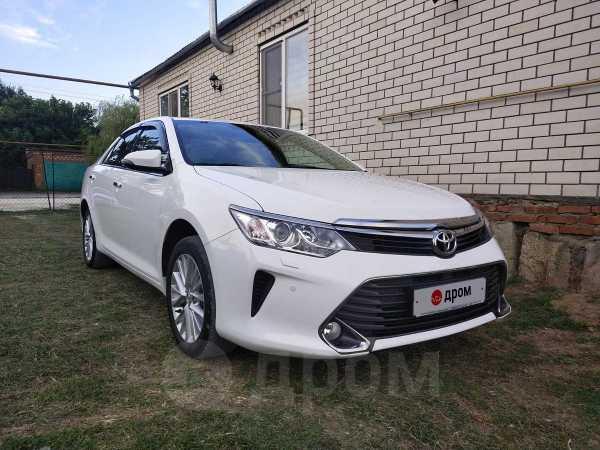 Toyota Camry, 2015 год, 1 358 000 руб.