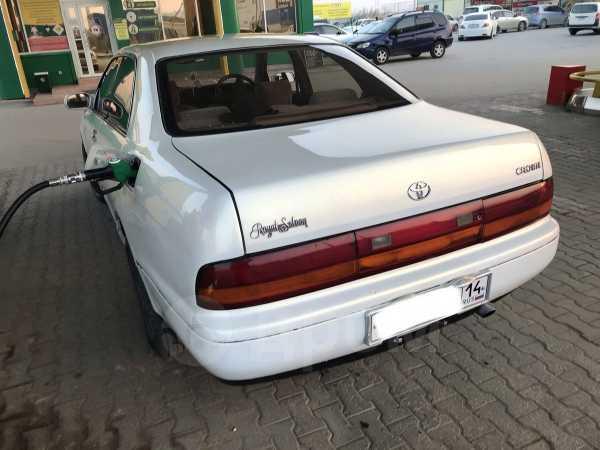 Toyota Crown, 1992 год, 170 000 руб.