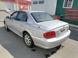 Курган Sonata 2004