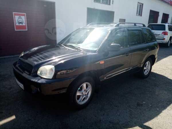Hyundai Santa Fe, 2002 год, 325 000 руб.