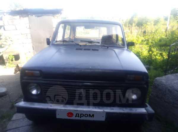 Лада 4x4 2121 Нива, 1987 год, 25 000 руб.