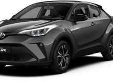 Сочи Toyota C-HR 2020
