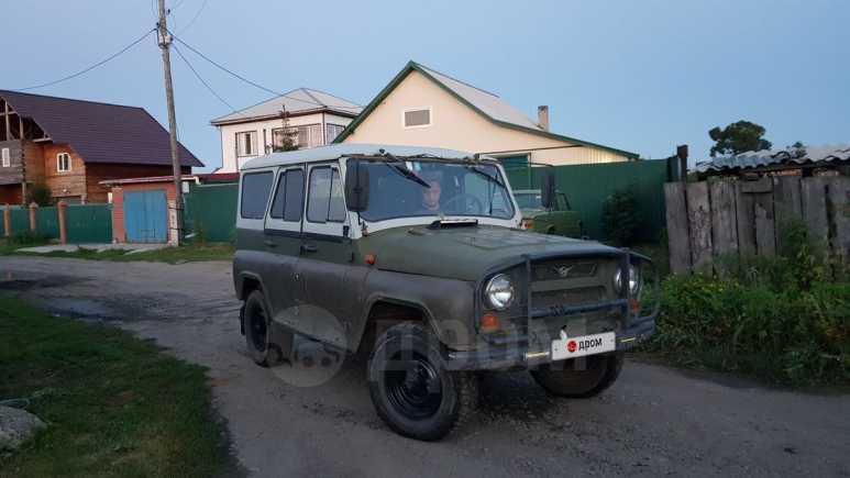 УАЗ 3151, 1995 год, 170 000 руб.
