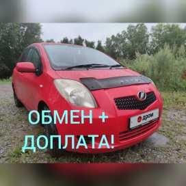 Хабаровск Vitz 2007