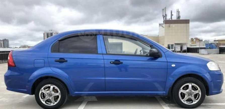 Chevrolet Aveo, 2007 год, 198 000 руб.