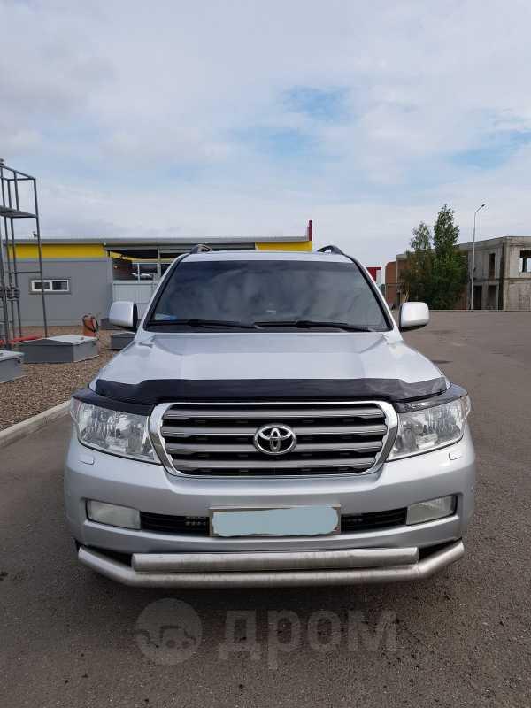 Toyota Land Cruiser, 2007 год, 2 000 000 руб.