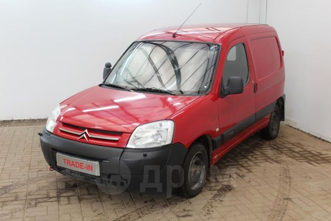 Citroen Berlingo, 2007 год, 154 888 руб.