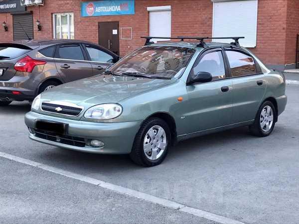 Chevrolet Lanos, 2008 год, 108 000 руб.