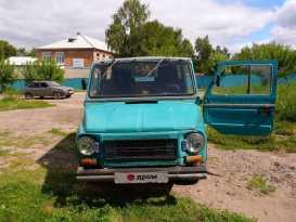 Краснотуранск ЛуАЗ 1988