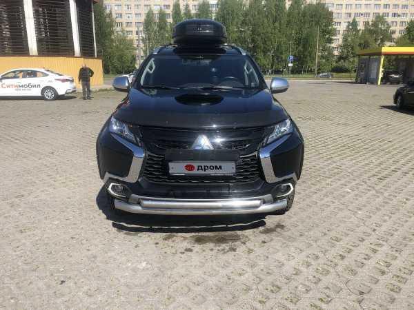 Mitsubishi Pajero Sport, 2018 год, 2 000 000 руб.