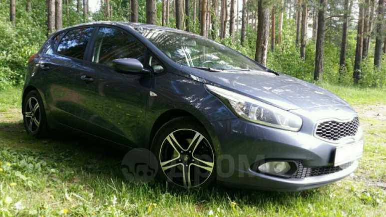 Kia Ceed, 2013 год, 637 000 руб.