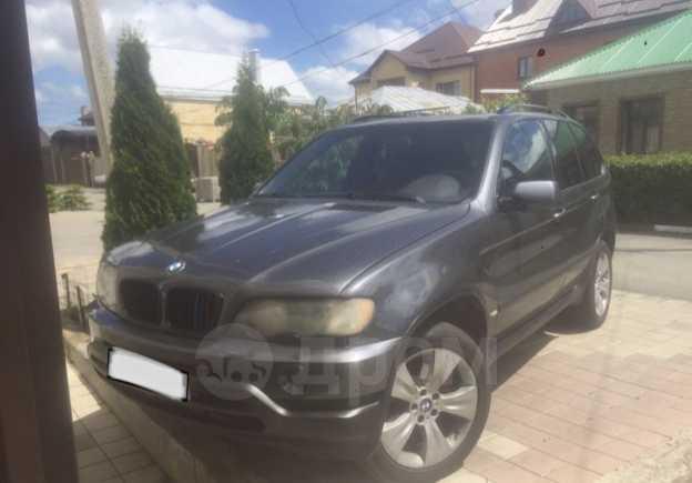 BMW X5, 2002 год, 425 000 руб.