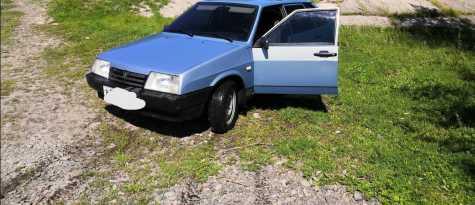 Кызыл 2109 2003